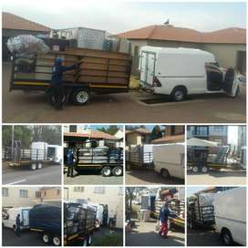 Furniture removals / Demolition and site clearing.