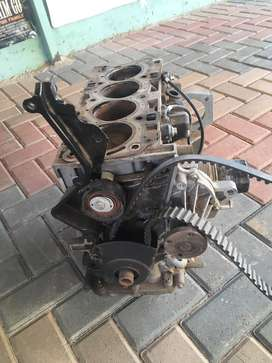 Engine Block comple with minor damages