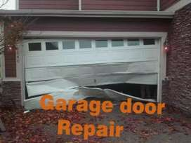 Pro-craft garage door repairs and automation services