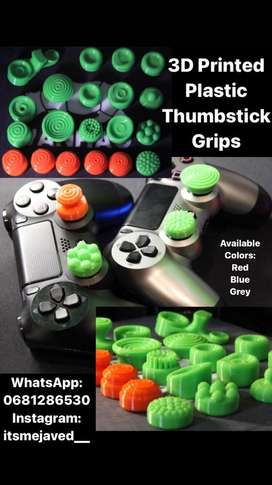 PS4/Xbox One 3D Printed Thumbstick Grips