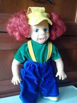 Кукла характерная, мимическая
