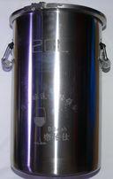 beczka pojemnik ciśnieniowy hermetyczny 20l do fermentacji