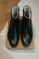 Buty zimowe do munduru wyjściowego/ galowego wzór 923 MON