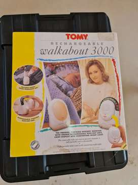 Never used Tomy Walkabout baby monitor