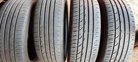 Continental 215/55 R18 Tyres