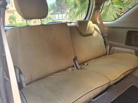 Toyota Fortuner 7 Seat Covers
