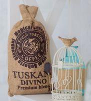 Кофе в зернах Италия. ТОП уровень. Tuskani -любовь с первого глотка ;)