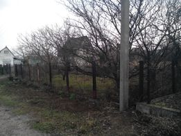 Дачный участок в соловьиной роще, 6 соток