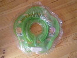 Круг для купания малыша Baby Swimmer от 0-24 мес. в отличном состоянии