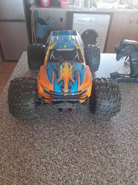 Hsp RC 4WD remote control Monster Truck