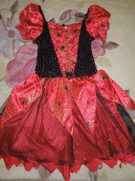 Платье детское карнавальное фирмы George.