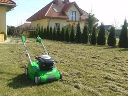 Wiosenna renowacja trawników