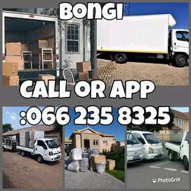 Trucks for hire