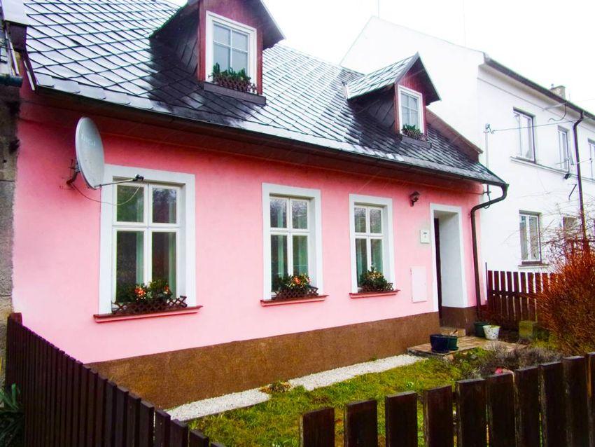 Prodej, rodinný dům 9+1, 288 m2, Odry 0