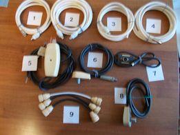Kable / Przewody do telewizji satelitarnej