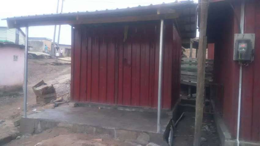 11 X 11 CONTAINER FOR SALE 0