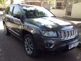 2015 Jeep Compass 2.0 Automatic