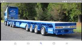 Truck and Trailer Wanted. Sub Contract