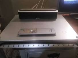 Beautiful Sony Surround Sound System with Sony 5 Disc DVD Player