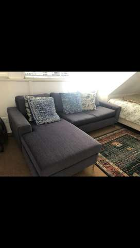 Good Condition L shape couch