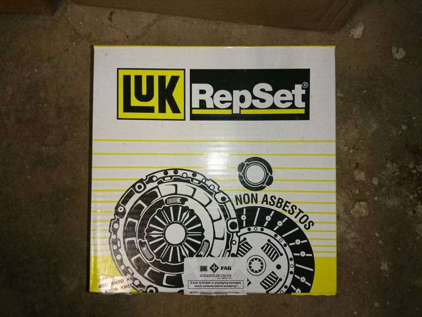 VW Citi Golf_Luk Clutch Kit 0
