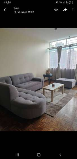 2nd hand 6/7 seater couch for sale