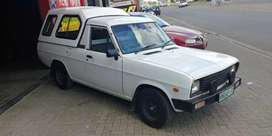 Nissan 1400 with canopy