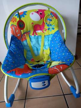 Rocking chair for babies