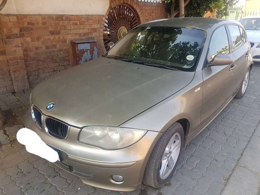 BMW 120i For Sale 0