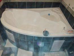 Продаю ванны акриловые, угловые.