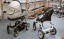 Ремонт детских колясок запчасти. Сервисный центр (Запорожье)