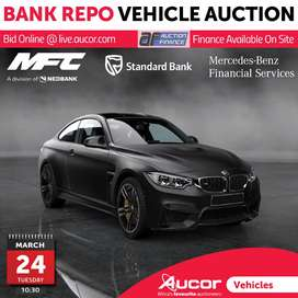 PE MFC Bank Repo Vehicle Auction