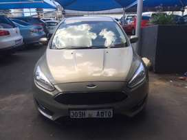 Used 2016 FORD FOCUS 1.5  TREND AUTO