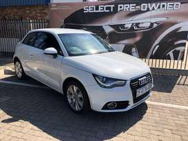 2013 AUDI A1 SPORTBACK 1.4T FSi ATTRACTION