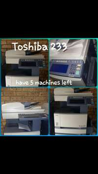 Image of Photo Copiers, different makes, different models, different sizes