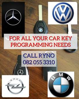 All vehicle key supplied and programmed