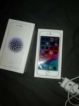 Ruby Gold iPhone 6 in good condition