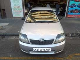 Toyota runx 1.6 for SELL