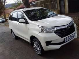 2017  TOYOTA AVANZA 1.5SX MANUAL