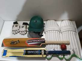 Full Cricket gear set