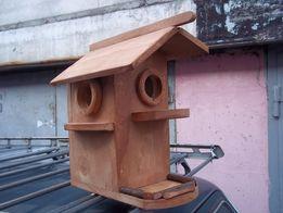 Коллекция кормушек для птиц, скворечников, синичниц, дом белок