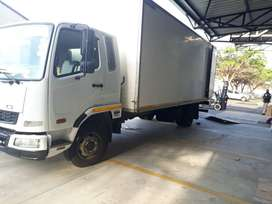 Truck for hiring at an affordable price call fo booking.