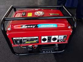 3.5kva Key start Sunny generator for only R4600 special price