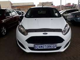 For Sale 2017 Ford Fiesta,Engine1.4 Service book