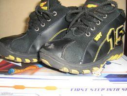 Ocieplane buty dla chłopca rozm 25 - ACTION BOY