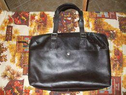 ROYAL REPUBLIQ skórzana torba, neseser na laptopa 15 cali -sklep 800z