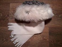 Шапка шапочка на флисе размер 50