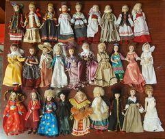 продам коллекционных кукол