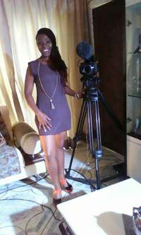 Image of For music videos, poetry,acting (drama and film),voice over.