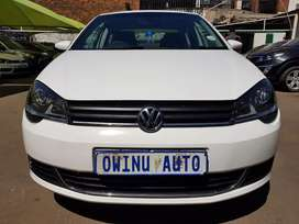 Used 2017 VW polo vivo 1.4i manual